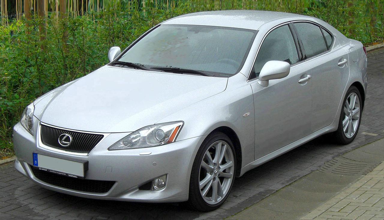 File:Lexus IS250 2008 Tungsten Pearl.jpg - Wikimedia Commons