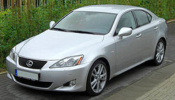 Lexus IS 250 (2005–2009)