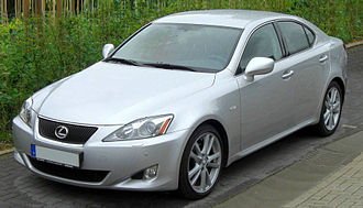 Lexus IS (XE20) - Image: Lexus IS250 2008 Tungsten Pearl