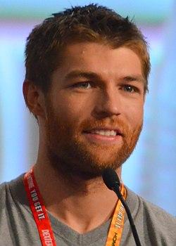 Liam McIntyre Comic-Con 3, 2012.jpg