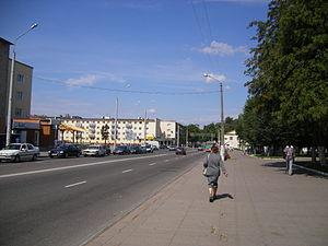 Lida, Sovetskaya St.