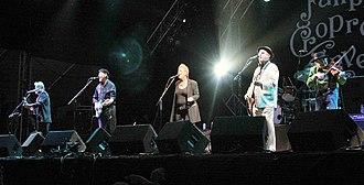 Liege & Lief - Reunion line-up, August 2007
