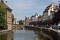 Lier, straatzicht de Werf vanaf de Sint-Jansbrug met oeg10693 IMG 0249 2019-06-24 12.55.jpg