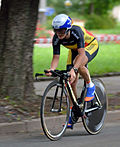 Liesbet de Vocht - Women's Tour of Thuringia 2012 (aka).jpg