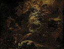 Lieven Mehus - The Annunciation to the Shepherds - KMSst488 - Statens Museum for Kunst.jpg