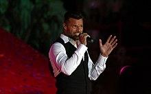 Ricky Martin Life Ball nel 2014.