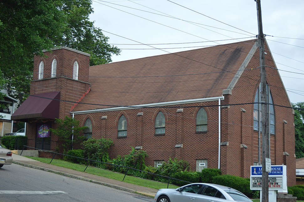 Lighthouse Lutheran Church in Freedom