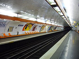 Image illustrative de l'article Boucicaut (métro de Paris)