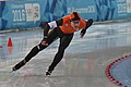 Lillehammer 2016 - Speed skating Men's 500m race 1 - Louis Hollaar.jpg
