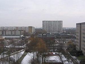 Lindängen - Image: Lindängen, Malmö