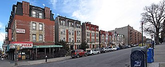 Linden Boulevard - Linden Blvd. at Flatbush Avenue, 2012.