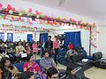 Listeners at panel discussion of All Women Workshop on Wikipedia at 5th National WUB 2016, ComTech Festival at World University, Dhaka, Bangladesh in 24 November 2016 02.jpg