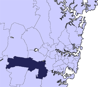 City of Liverpool (New South Wales) Local government area in New South Wales, Australia