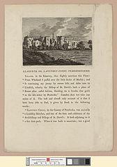 Llanfeth, or Lantphey Court, Pembrokeshire