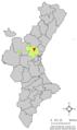 Localització d'Olocau respecte del País Valencià.png
