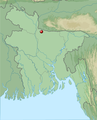 Locator map of Chhota Boysha Bil in Bangladesh.png