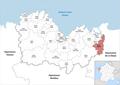 Locator map of Kanton Lanvallay 2019.png
