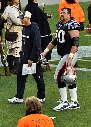 Logan Mankins - Mankins in December 2011