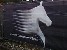 Logo der Global Champions Tour