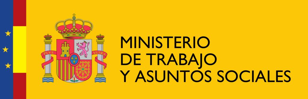 File logotipo del ministerio de trabajo y asuntos sociales for Ministerio del interior spain