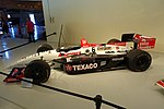 Lola-Ford XB Indy Car, built for the Newman-Haas team, 1995 - Collings Foundation - Massachusetts - DSC07043.jpg