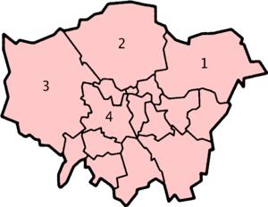 Waste disposal authorities in London - Image: London Waste Authorities
