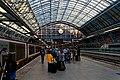London - St Pancras International Rail - Single Roof Span 1868 by William Henry Barlow & Rowland Mason Ordish - View SSE III.jpg