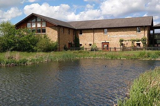 London Wetland Centre May 2015