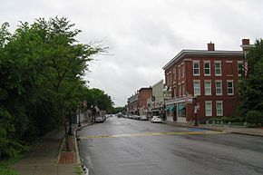 Looking West on Main Street, Ayer MA.jpg