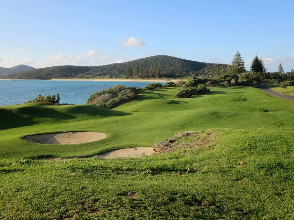 Lord Howe Golf Course - panoramio