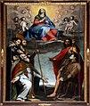 Lorenzo Lippi, Vergine Assunta adorata dai Santi Giovanni Battista, Francesco, Dionigi, Martino da Tours e Pietro Martire.jpg