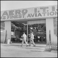 Los Angeles, California. Aircraft Schools. Aero Industries Technical Institute is a school formed by three large... - NARA - 532188.tif