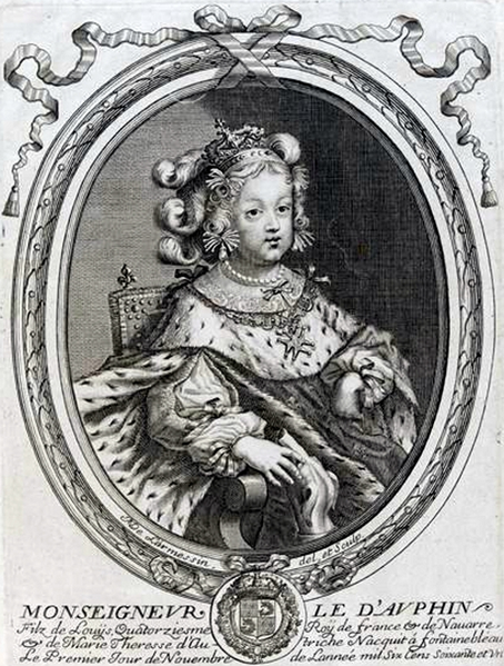 File:Louis, Monseigneur, Dauphin of France by Larmessin.png