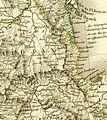 Louis Vivien de Saint-Martin. Carte General de la Turquie d'Asie. 1824 (H).jpg