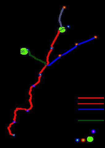 Bike Trails In Ohio Map.File Loveland Bike Trail Png Wikimedia Commons