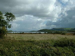 Lough MacNean - Looking toward Cushrush on Lower Lough MacNean