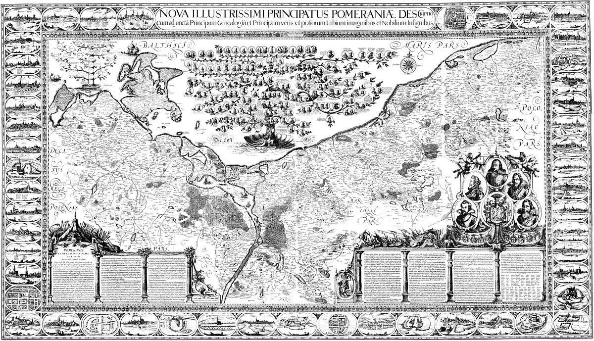 Lubinsche Karte Wikipedia