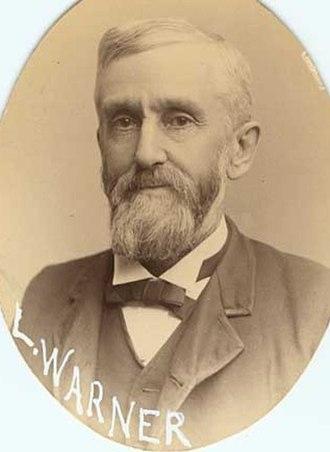 Warnaco Group - Lucien Warner, 1889.