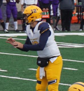 Luis Perez (American football) American football quarterback