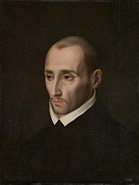 Juan de Ribera, por Luis de Morales