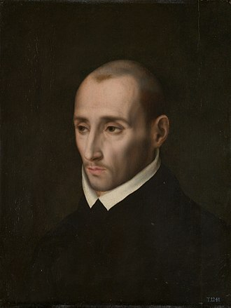 Juan de Ribera - Juan de Ribera, by Luis de Morales