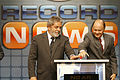 Lula and Edir Macedo in the launch of Record News.jpg
