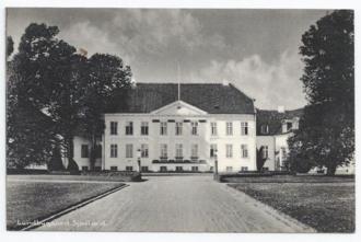 Lundbygård - Vintage photo of Lundbygård