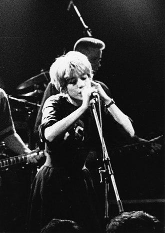 Miki Berenyi - Miki Berenyi circa 1990