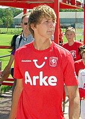 De Jong With Twente In