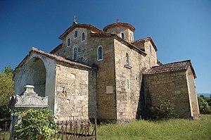 Lykhny - Church of the Virgin Mary