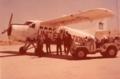 Lynn Garrison crew with UNEF Otter, Sinai.png