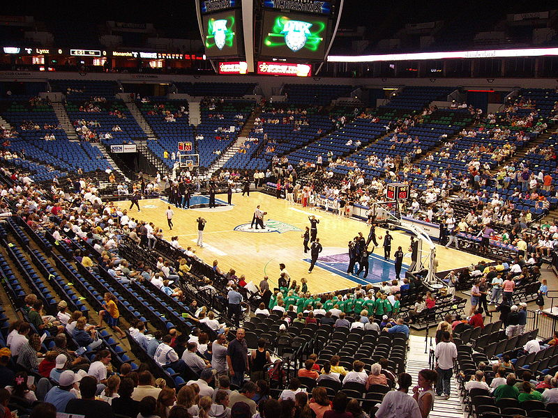 Ficheiro:Lynx game at target-center.jpg