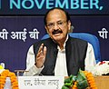 M. Venkaiah Naidu addressing the Economic Editors' Conference-2016, organised by the Press Information Bureau, in New Delhi.jpg