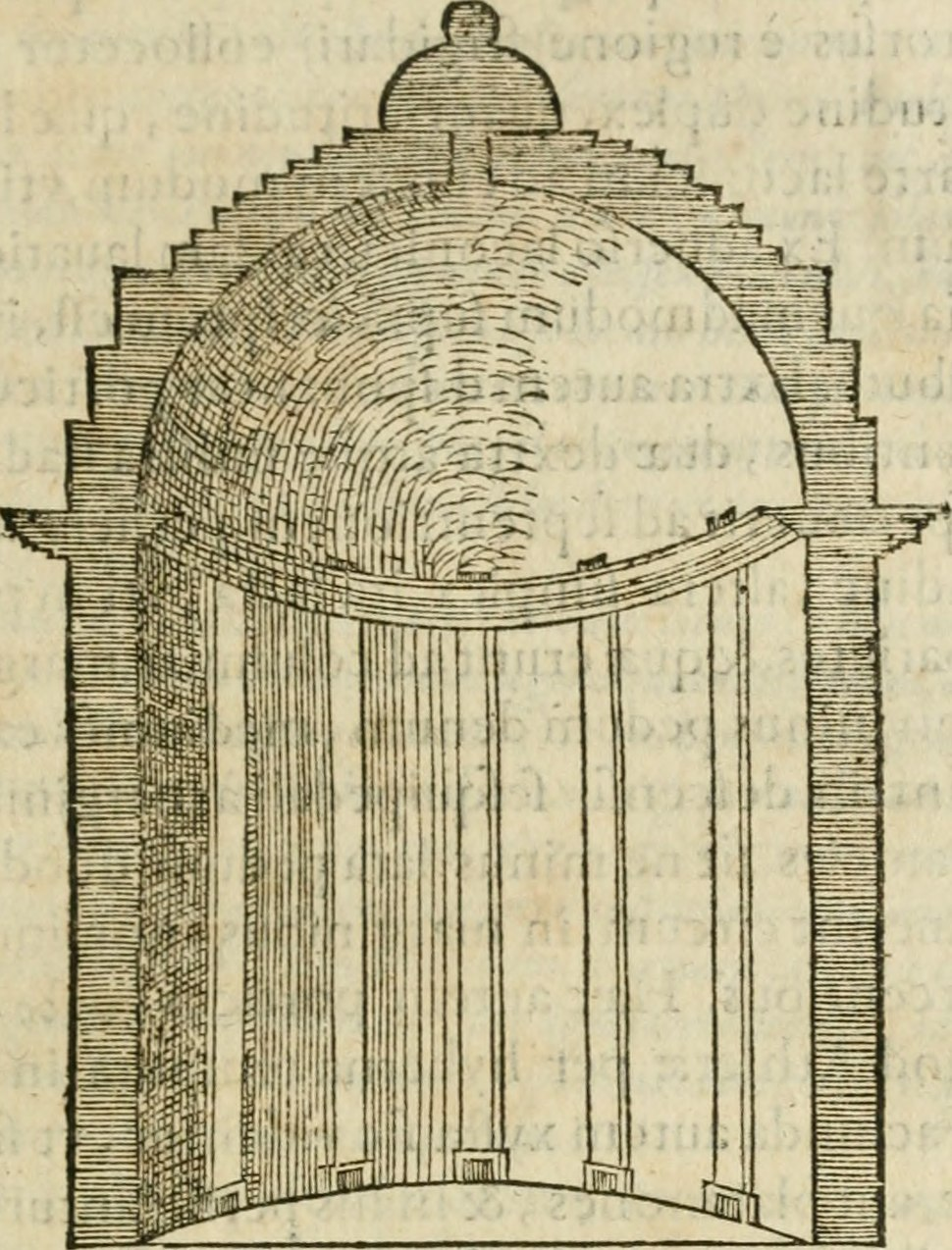 M. Vitrvvii Pollionis De architectvra libri decem, ad Caes. Avgvstvm, omnibus omnium editionibus longè emendatiores, collatis veteribus exemplis (1586) (14597195818)